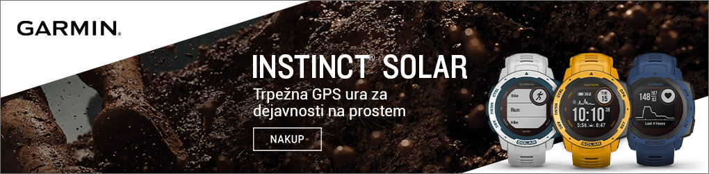 Garmin Instinct Solar Mud Run