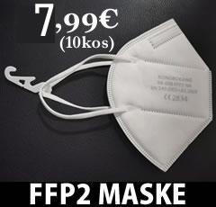 FFP2 zaščitne maske