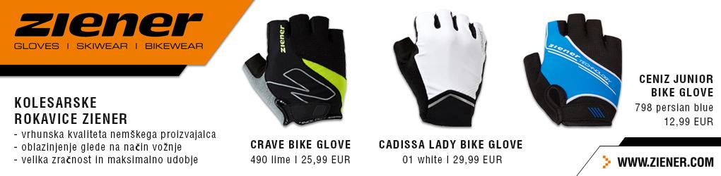 Kolesarske rokavice | ASA Naklo