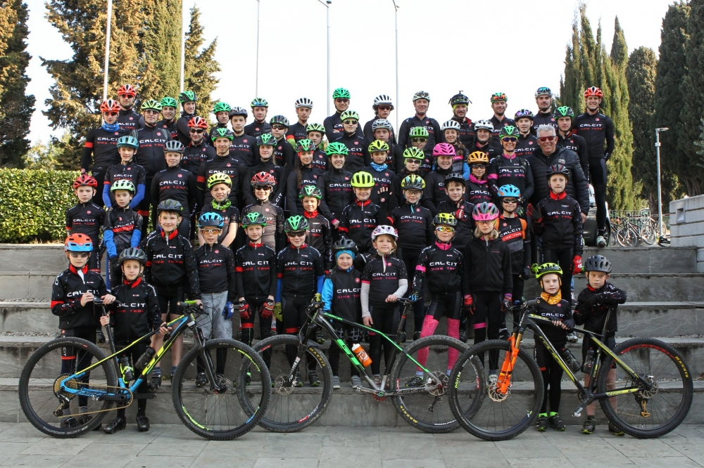 Calcit bike team