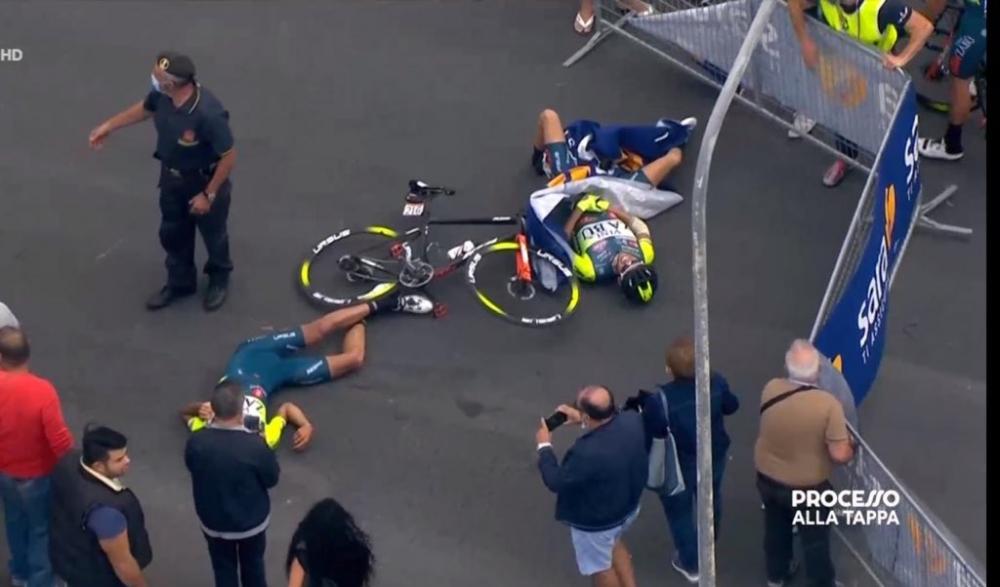 Giro, 4. etapa