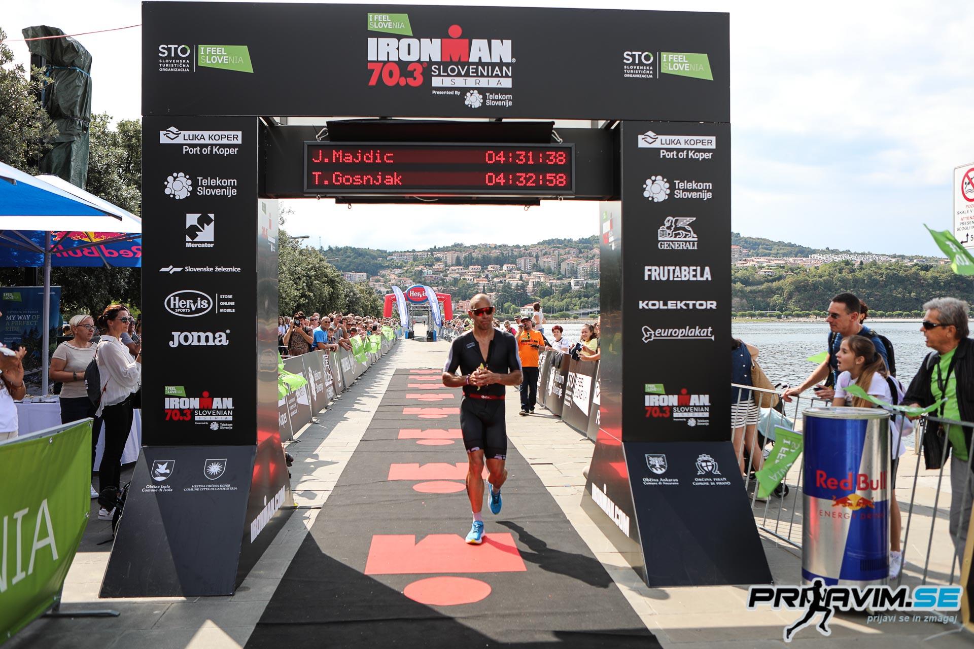 Jure Majdič - Ironman Koper