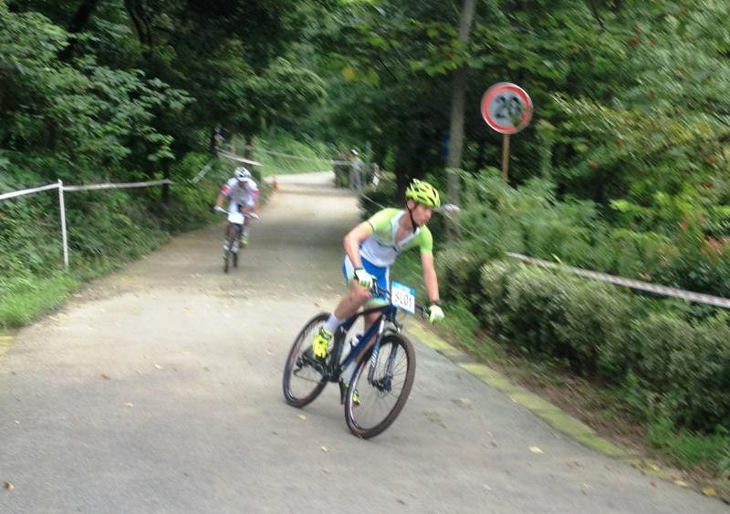 Peter Zupančič je vendarle dočakal olimpijski kros na mladinskih olimpijskih igrah v Nanjingu