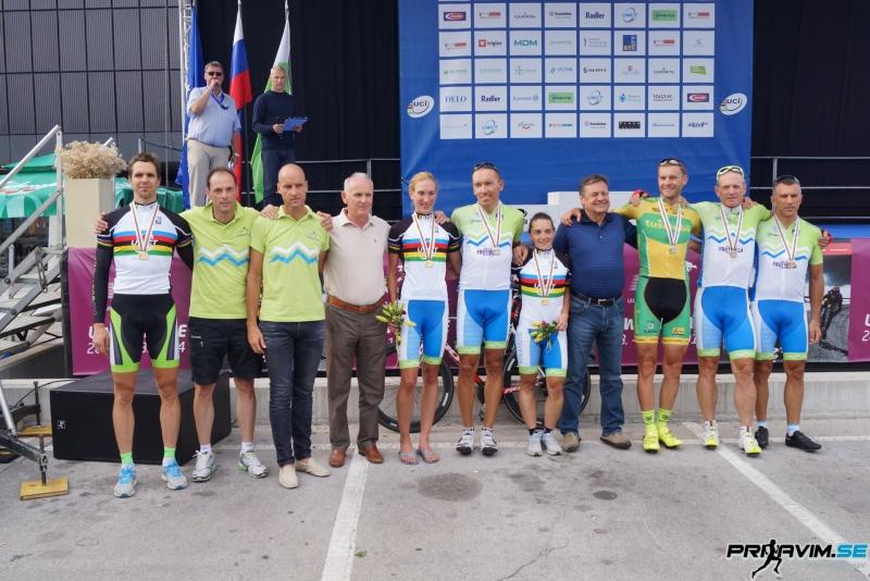 Najboljši Slovenski tekmovalci na UWCT
