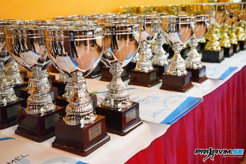 Podelitev Pokala Slovenije 2014 ZA OMR