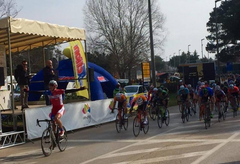 Razplet zadnje etape Istarsko proljeće najboljši za Kumpa