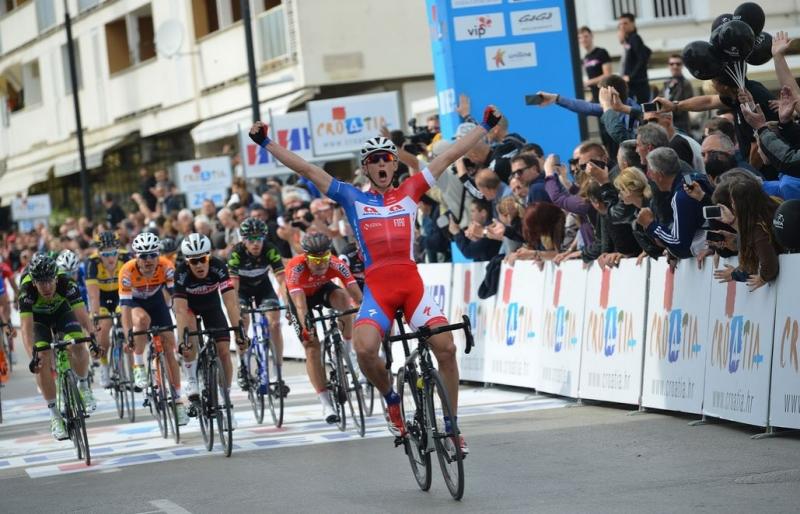 Marko Kump zmagovalec 2. etape