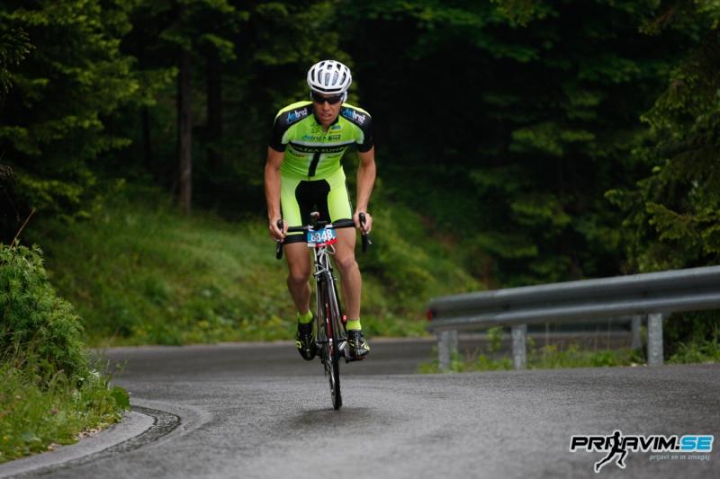 Matej Kimovec najhitrejši na Golteh