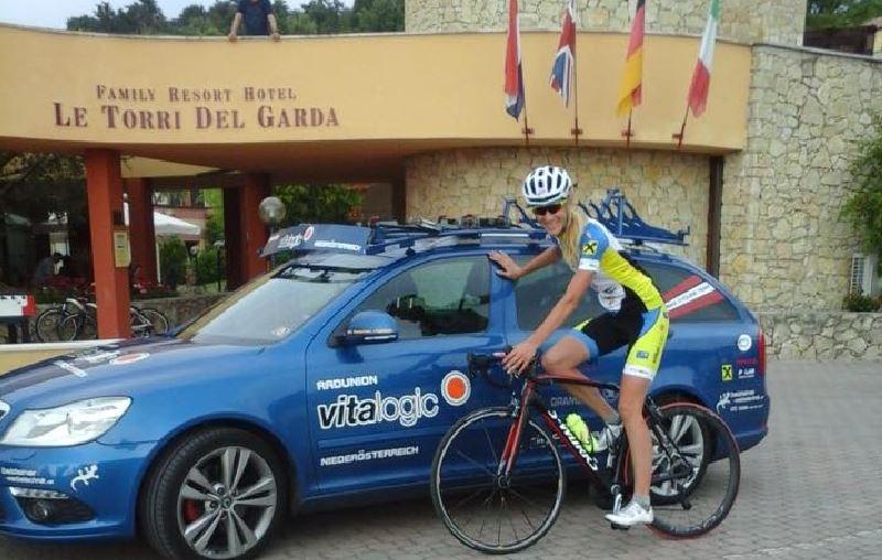 Slovenke uspešne na Giro del Trentino