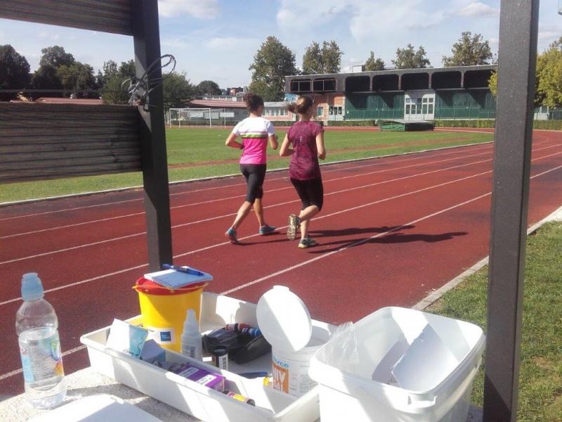 Testiranje tekača