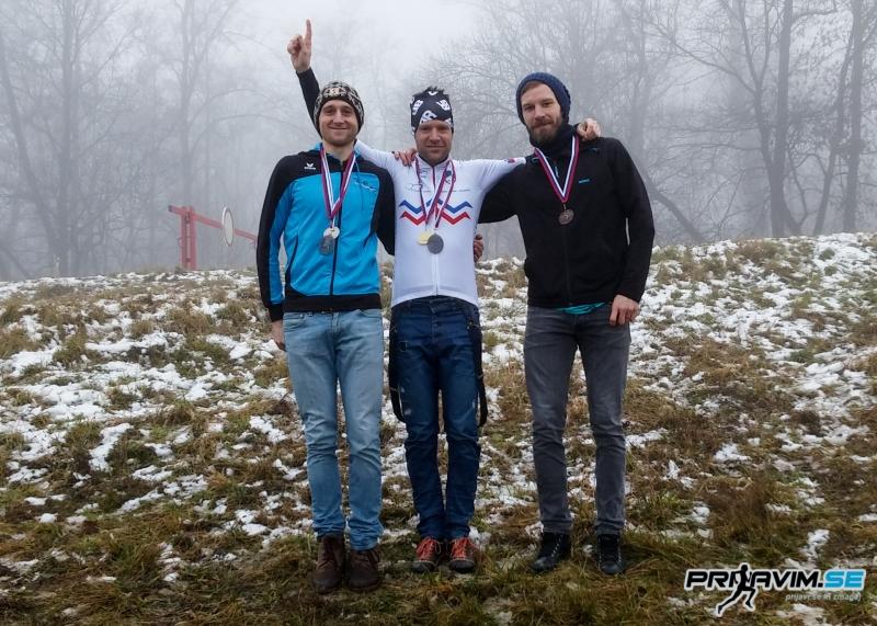 Gregor Sikošek novi državni prvak v ciklokrosu