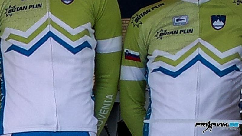 Starejši mladinci na dirki v Belgiji