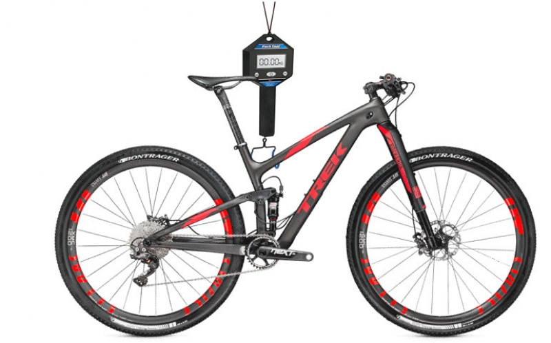 Najnižja teža koles