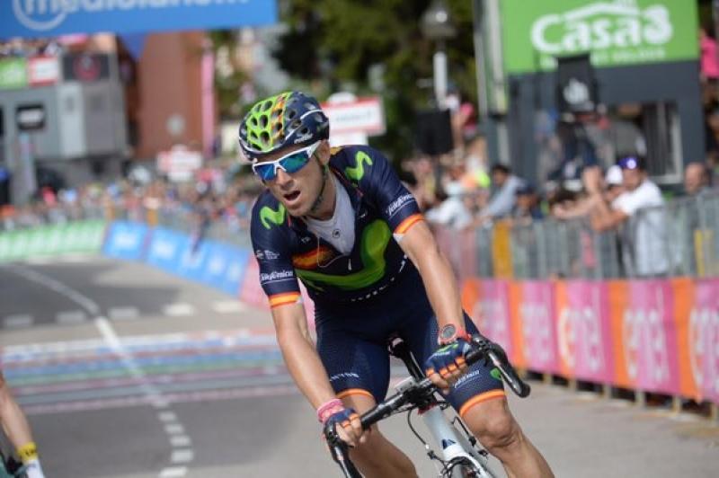 Valverde zmagovalec 16.etape dirke po Italiji