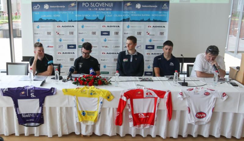 Dirka po Sloveniji