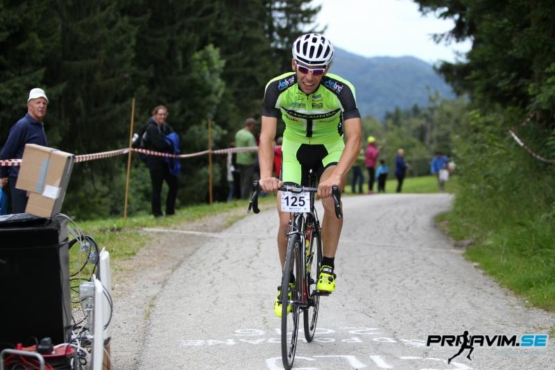 Vzpon na Stari vrh - Matej Kimovec