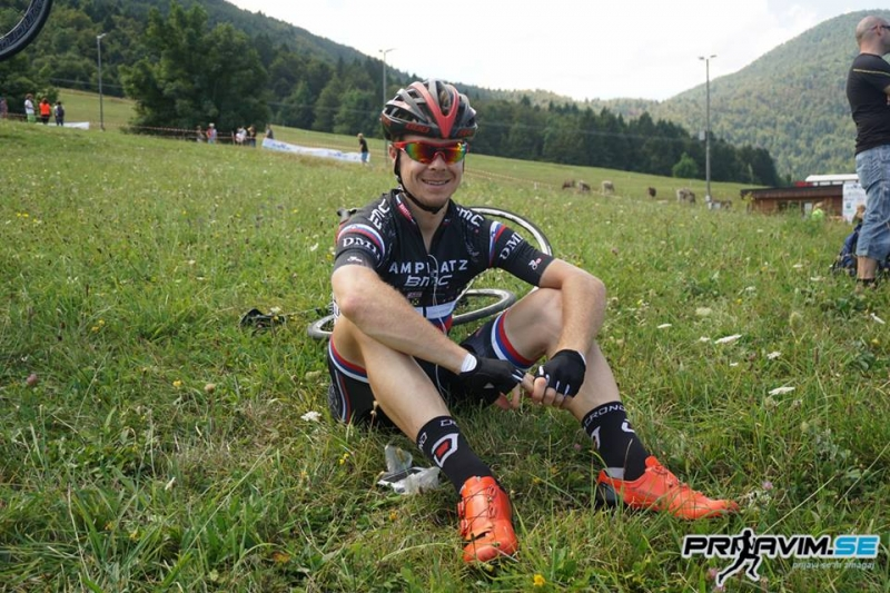 Tratnik zmagovalec dirke na Češkem