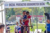 Novi državni prvaki v vožnji na čas, Špoljar z rekordom proge