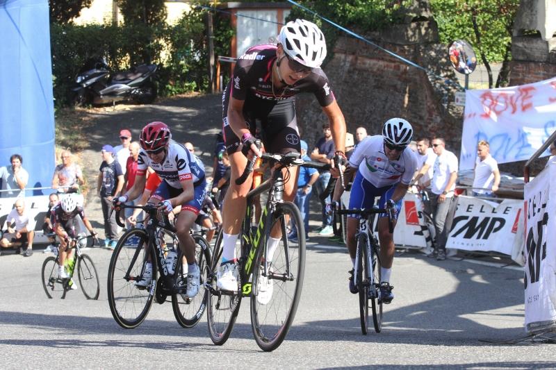 Anna Plichta - Btc City Ljubljana enajsta na Giro Dell Emilia