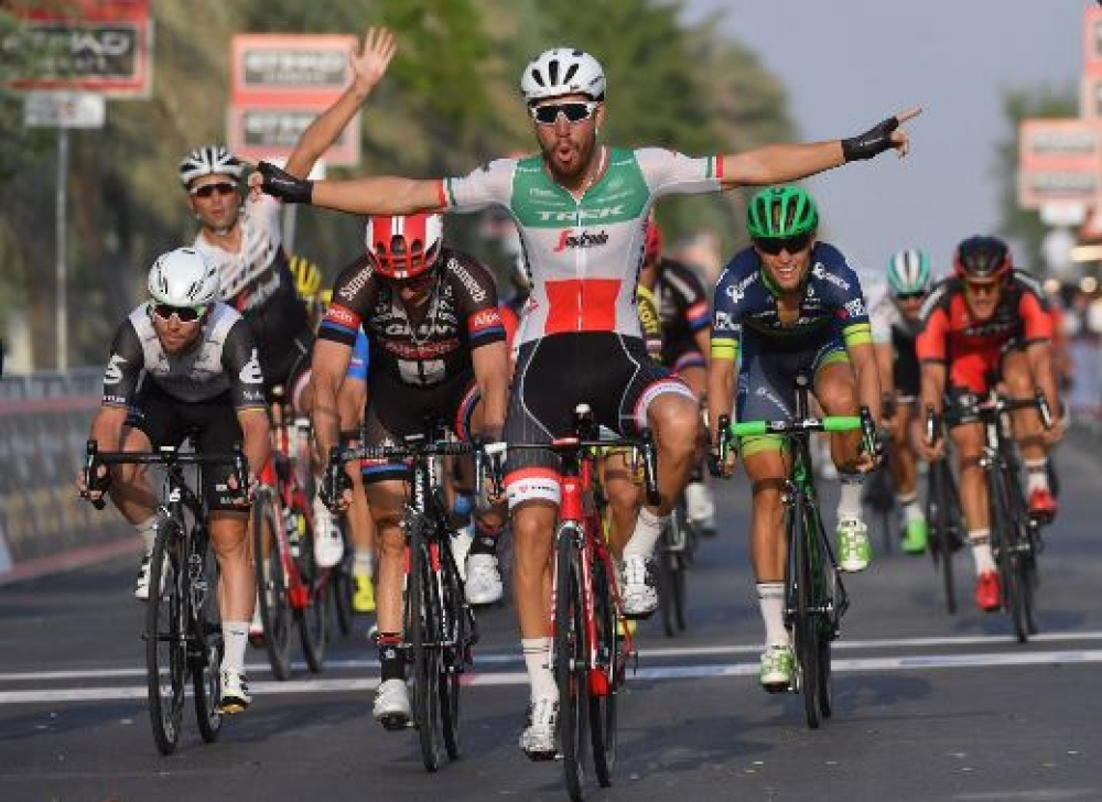 Pibernik in Polanc na dirki po Abu Dabiju