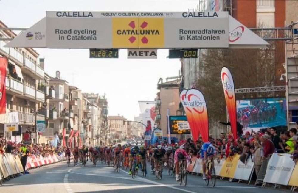 Katalonija 1- etapa