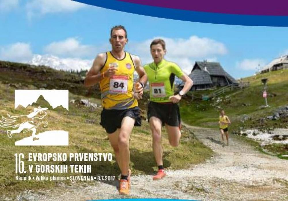 Odprte prijave na 16. evropsko prvenstvo v gorskih tekih