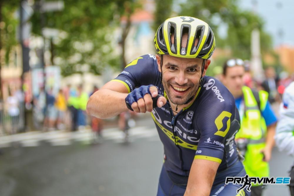 Mezgec zmaga v drugi etapi Dirke po Sloveniji