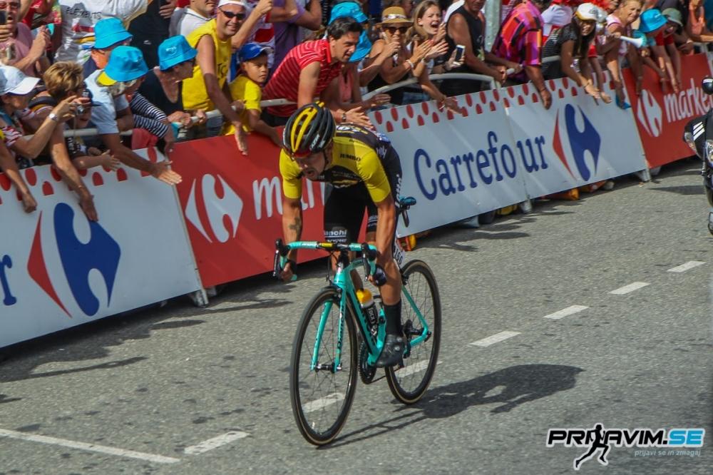 20. etapa Le Tour de France