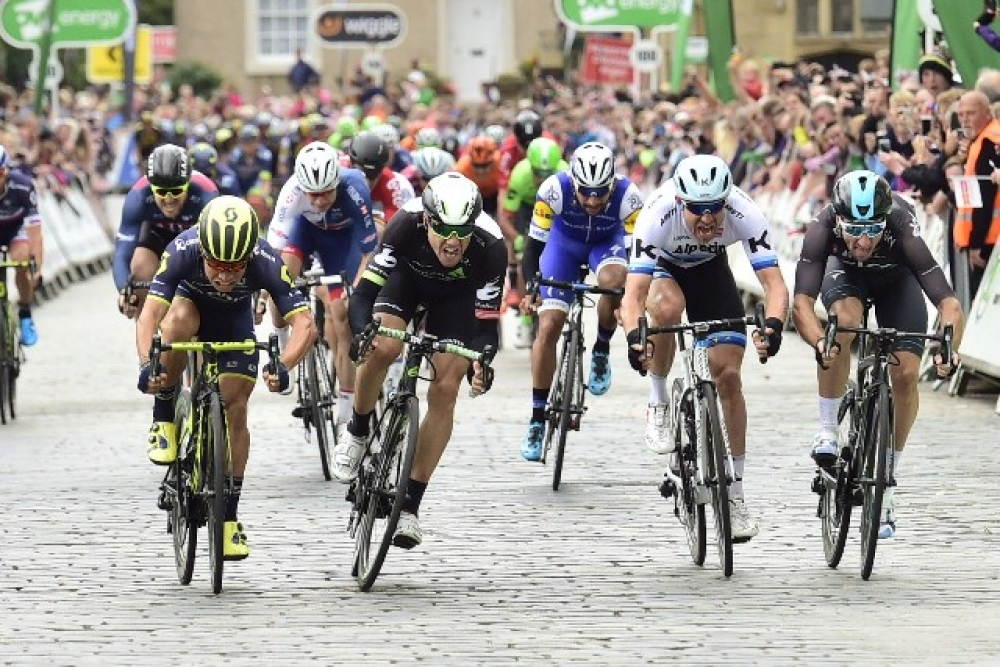 Tour of Britain 2017 1. etapa