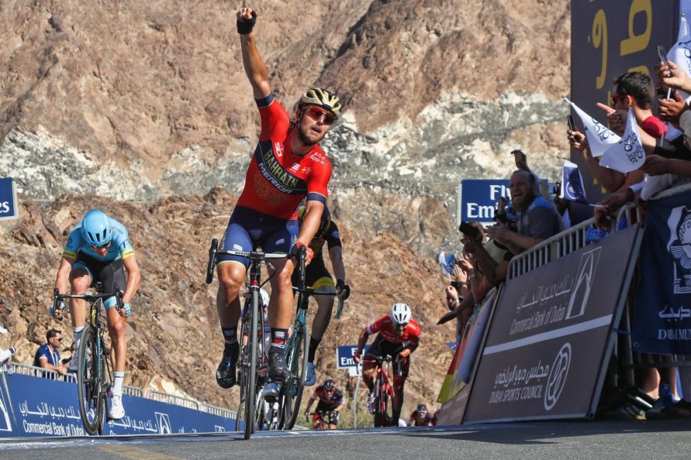 Colbrelli do zmage v 4. etapi dirke po Dubaju