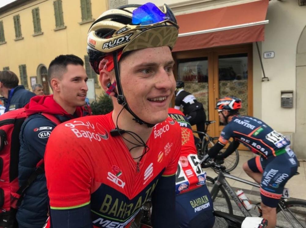 Mohorič prvo etapo po Kataloniji zaključil v prvi deseterici
