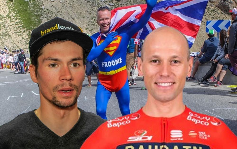 Na Tour de France dva Slovenca