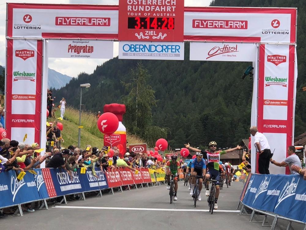 Dirka po Avstriji, 4. etapa