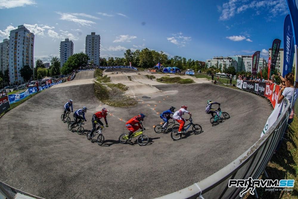 Adrenalinski BMX vikend v Ljubljani