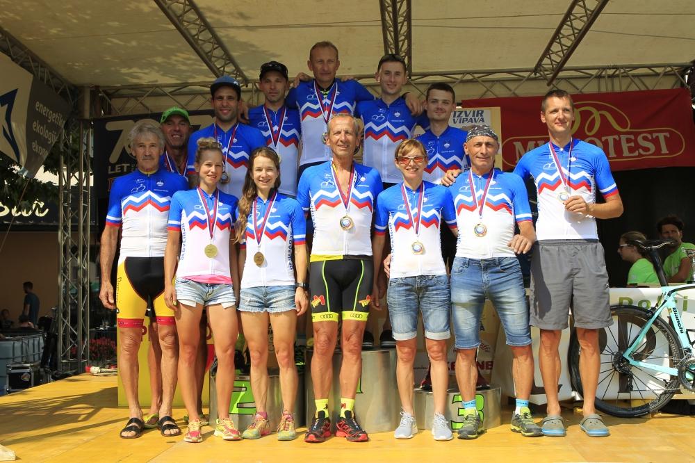 Državni prvaki v vzponu