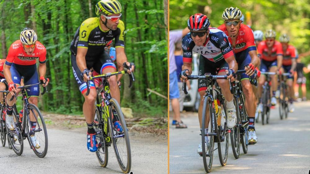 Mezgec in Polanc dirkata na Kitajskem