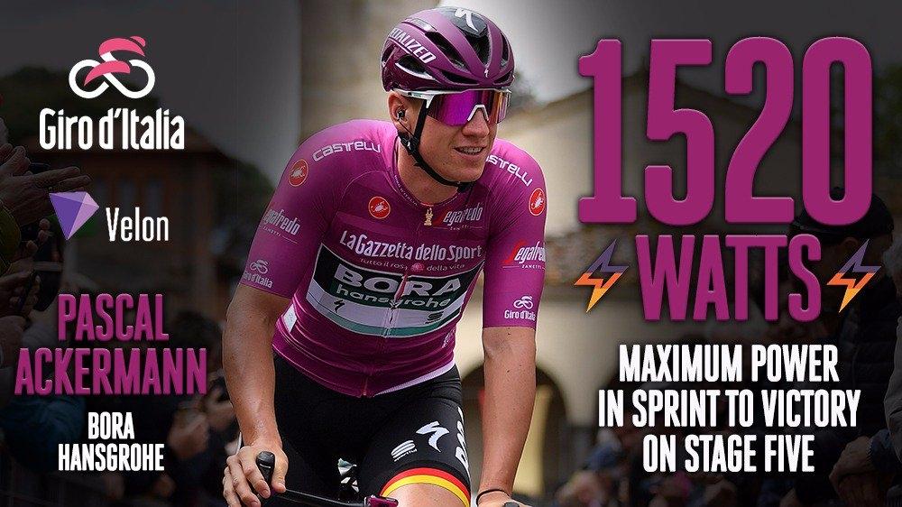 Ackermann Giro d'Italia