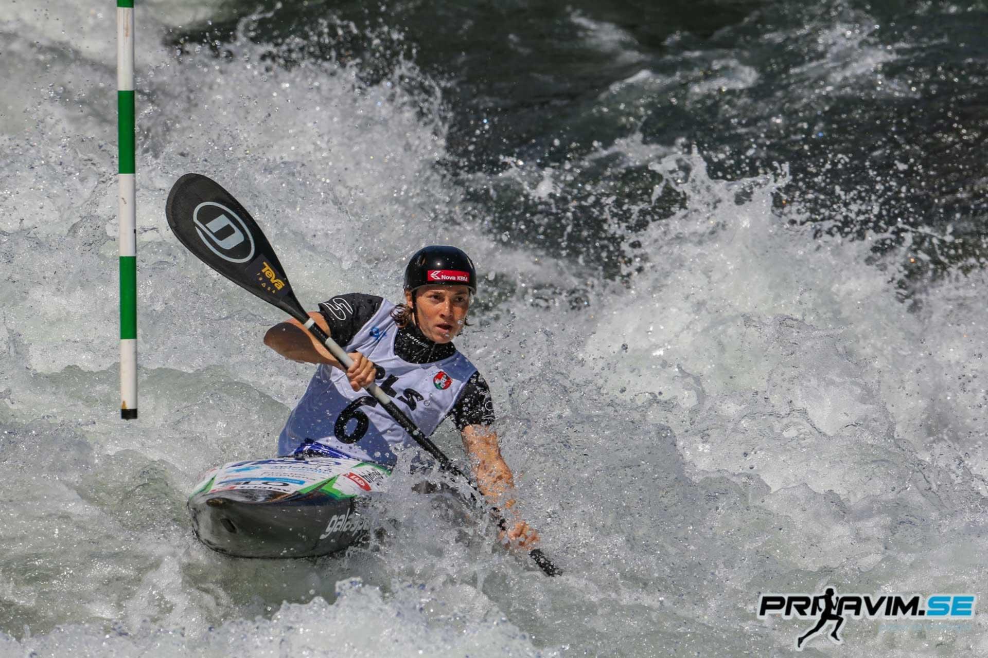 WC slalom 2019