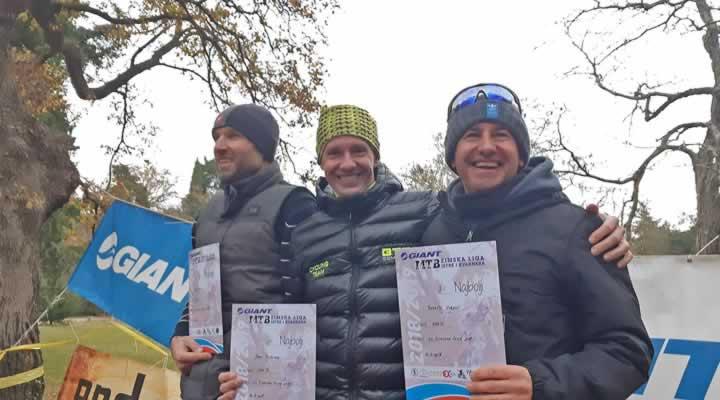 Giant MTB ZLIK: Na tretji dirki zmaga Sikoška