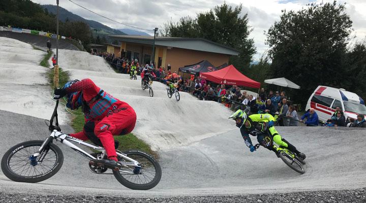 Alpe-Adria BMX: Zadnji dirki letošnjega pokala sta pod streho