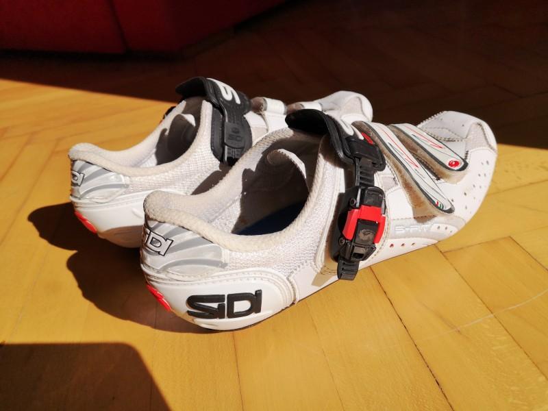 Moški kolesarski čevlji Sidi (št.44)